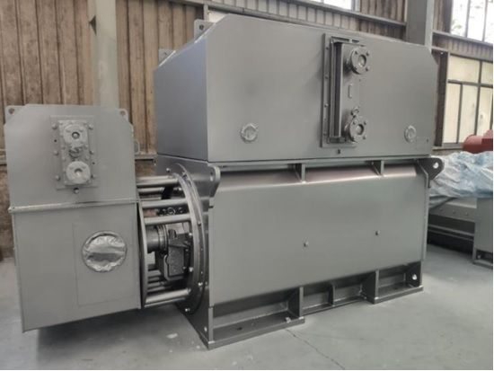 Asynchronous induction motor