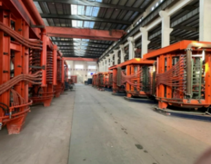 Low Energy consumption Induction Melting Furnace