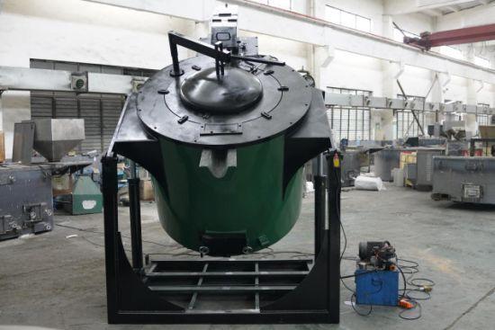 Gas Aluminum Melting Furnace