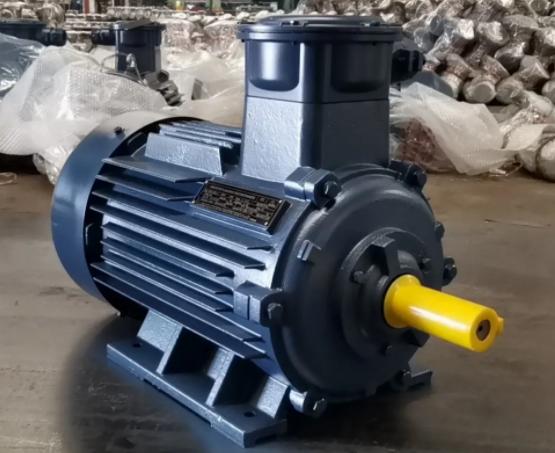 Electric Flameproof Motor