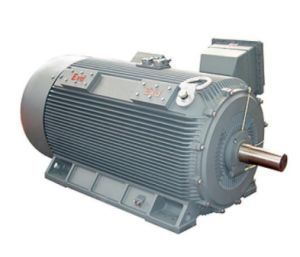 Explosion-proof PM motor
