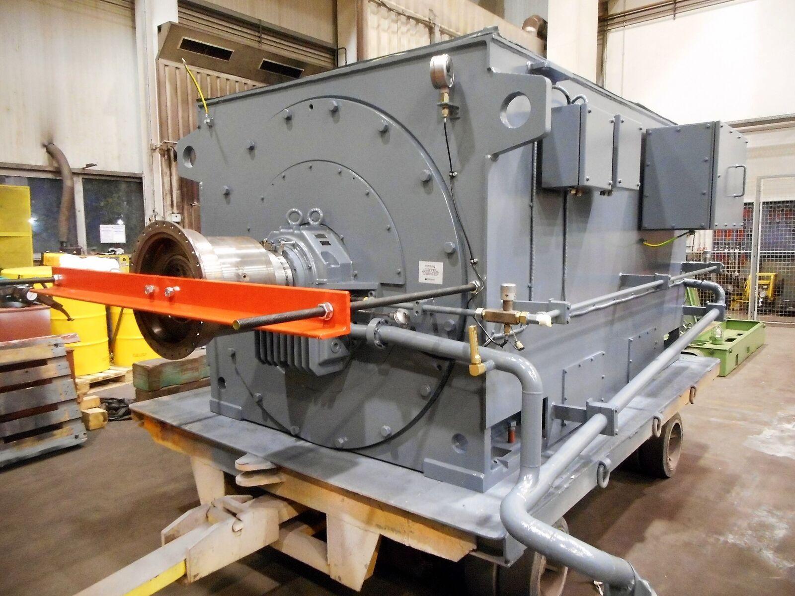 Industrial standard motor