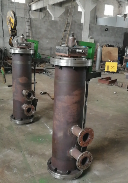Steel billets vertical casting machine bloom caster continuous casting